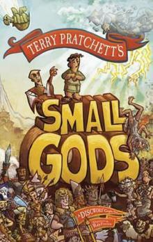 Small Gods: A Discworld Graphic Novel (Discworld Graphic