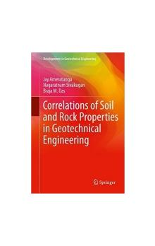 Correlations of Soil and Rock Properties in Geotechnical