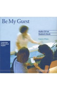 Be My Guest Audio CD Set (2 CDs) -- CD