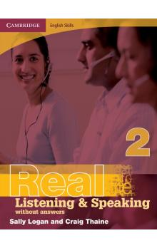 Cambridge English Skills Real Listening and Speaking 2 without answers -- Učebnice