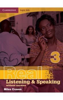 Cambridge English Skills Real Listening and Speaking 3 without answers -- U�ebnice