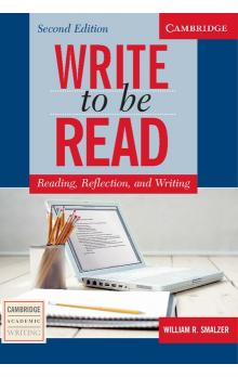 Write to be Read Student's Book -- Učebnice