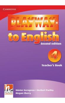 Playway to English Level 4 Teacher's Book -- Příručka učitele