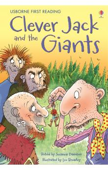 Clever Jack and the Giants (Usborne First Reading, Level Four)