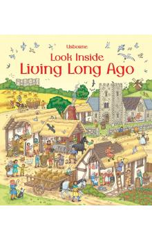 Look Inside Living Long Ago (Look Inside)