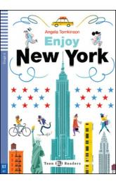 Enjoy New York -- + CD