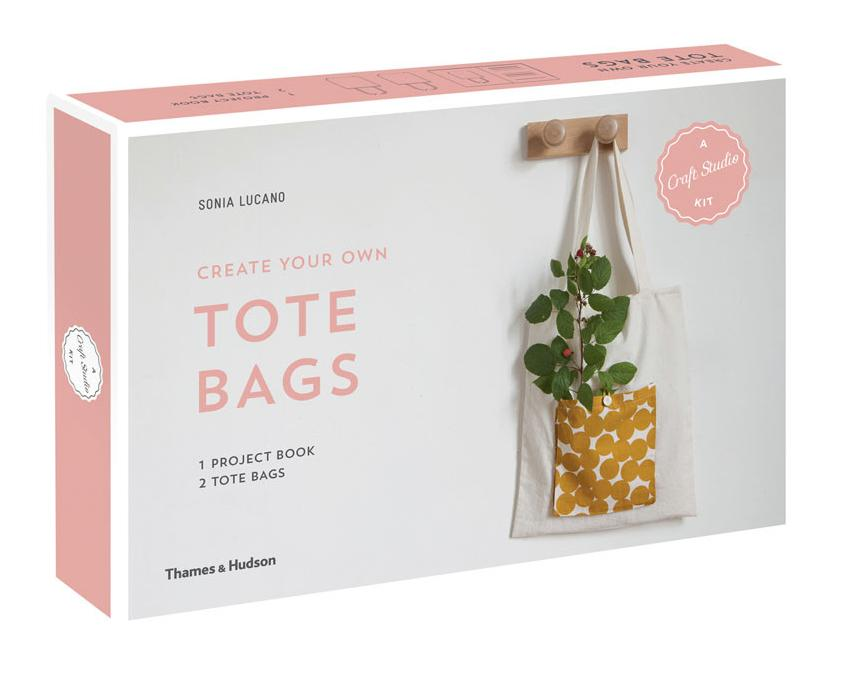 Create Your Own Tote Bags (A Craft Studio Kit)