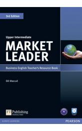 Market Leader 3rd Edition Upper Intermediate Teacher´s Resource Book w/ Test Master CD-ROM Pack