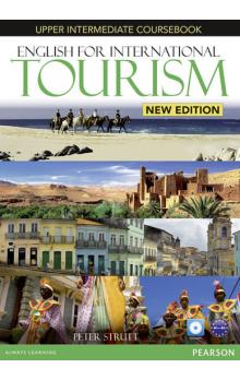 English for International Tourism New Ed. Upper Intermediate Course Book With DVD-Rom