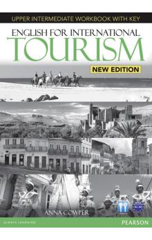English for International Tourism New Ed. Upper Intermediate Workbook With Key and Audio Cd