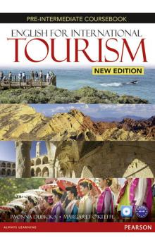 English for International Tourism New Edition Pre-Intermediate Coursebook w/ DVD-ROM Pack