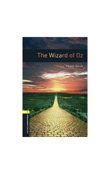 Oxford Bookworms Library New Edition 1 the Wizard of Oz