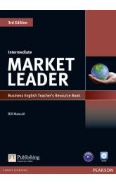 Market Leader 3rd Edition Intermediate Teacher´s Resource Book w/ Test Master CD-ROM Pack
