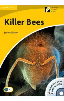 Killer Bees Level 2 Elementary/Lower-intermediate Book with CD-ROM/Audio CD -- Doplňky