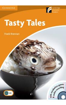 Tasty Tales Level 4 Intermediate Book with CD-ROM and Audio CDs (2) Pack -- Doplňky
