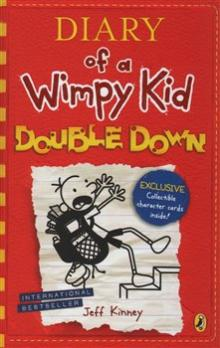 Diary of a Wimpy Kid book 11 -- Double Down