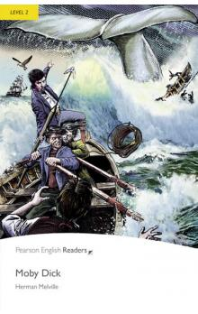 Penguin Readers Level 2 - Moby Dick with MP3 Audio CD Pack