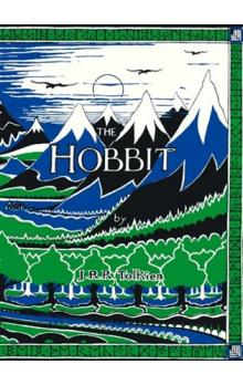 The Hobbit Facsimile First Edition -- (80th anniversary slipcase edition)