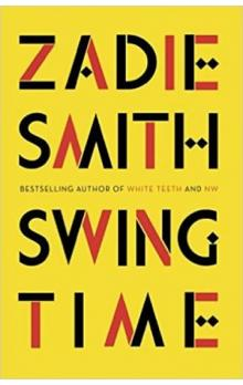Swing Time LONGLISTED for the Man Booker Prize 2017