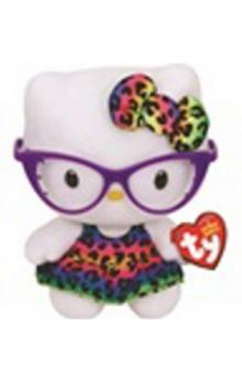Plyš Beanie Babies Lic HELLO KITTY New Fashionista