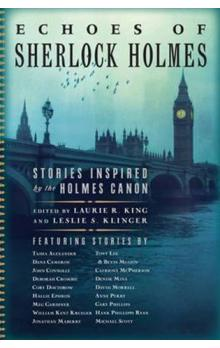 Echoes of Sherlock Holmes : Stories Inspired by the Holmes Canon - Kingová Laurie R.