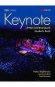 Keynote Upper-Intermediate Student&#39s Book with DVD-ROM and Online Workbook Code
