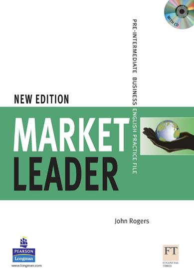 Market Leader New Edition Pre-Intermediate Practice File w/ CD Pack