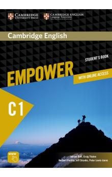 Cambridge English Empower Advanced Student's Book with Online Assessment and Practice and Online Workbook -- Učebnice
