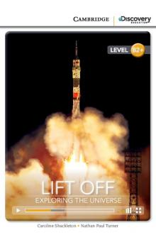 Lift Off: Exploring the Universe Book with Online Access code -- Doplňky