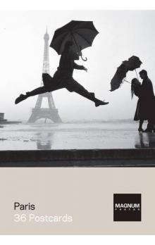 Magnum Photos: Paris 36 Postcards
