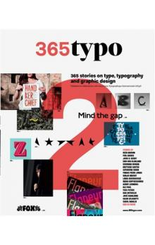 365typo 2 -- 365 stories on type, typography and graphic design a year