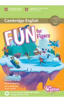 Fun for Flyers Student's Book -- Fourth edition; with online activities