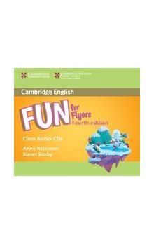 Fun for Flyers Class Audio CDs /2/, 4E -- CD