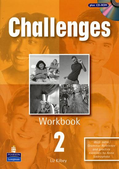 Challenges 2 Workbook w/ CD-ROM Pack