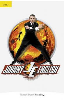 Level 2: Johnny English Book and CD Pack