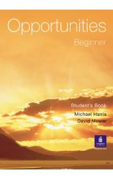 Opportunities Beginner Students´ Book
