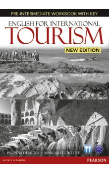 English for International Tourism New Ed. Pre-intermediate Workbook With Key and Audio Cd