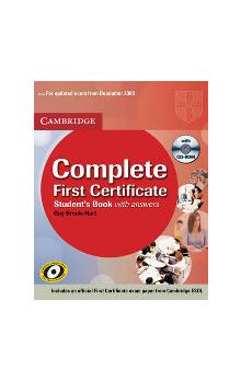 Complete FCE Student&#39s Book With Answers and CD-Rom Pack