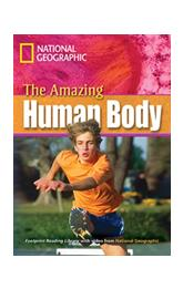 Footprint Readers Library Level 2600 - the Amazing Human Body