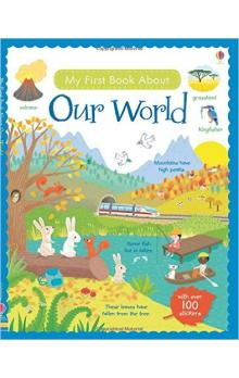 My First Book About Our World - Brooks Felicity Young Caroline