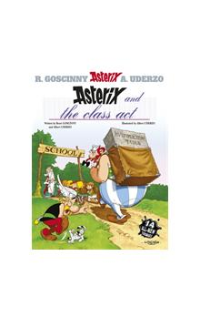 Asterix and the Class Act - Goscinny Rene