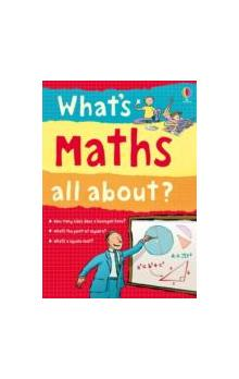What&#39s Maths All About?
