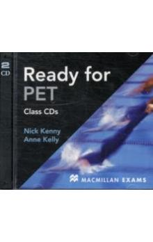 Ready for PET Audio Class CD - Kenny Nick Kelly Anne