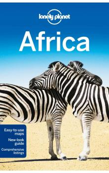Lonely Planet Africa 13.
