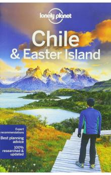Lonely Planet Chile & Easter Island 10.