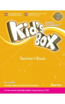 Kid's Box Starter Teacher's Book, 2E Updated -- Příručka učitele