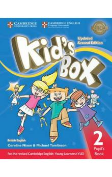 Kid's Box Level 2 Pupil's Book, 2E Updated -- Učebnice