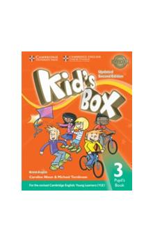 Kid's Box Level 3 Pupil's Book, 2E Updated -- Učebnice