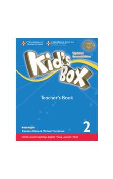 Kid's Box Level 2 Teacher's Book, 2E Updated -- Příručka učitele