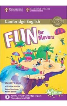 Fun for Movers Student´s Book -- Fourth edition